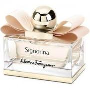 Salvatore Ferragamo Perfumes femeninos Signorina Eleganza Eau de Parfum Spray 100 ml