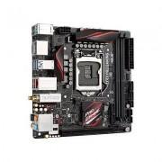 Tarjeta madre ASUS LGA1151 DDR4 DisplayPort HDMI SATA 6Gb / s USB 3.1 Tarjeta madre Mini-ITX Z170I PRO GAMING