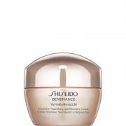 Shiseido benefiance intensive nourishing and recovery cream trattamento 24 h antirughe viso crema pelli secche 50 ML