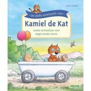 Deltas Boek De Dolle Avonturen van Kamiel de Kat
