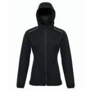 Women's ultra light TriDri® layer softshell Black
