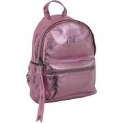 Marshmallow Metallic rugzak/schooltas roze 25 x 30 cm