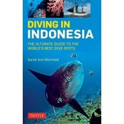 Duikgids Diving in Indonesia   Tuttle Publishing