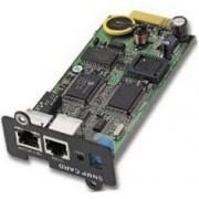 UPS SOCOMEC acc, WEB/SNMP adapter NET Vision card 7
