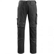"Mascot 12779-442-09-82C68 ""Mannheim"" Safety Trousers, Black, L82cm/C68"