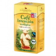JJ Darboven Intencion Caffe Crema BIO Fairtrade 500g cafea macinata