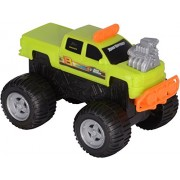 """Toy State Road Rippers Motorized Tough Trucks - Green (4.5"""")"""