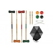 Wooden Croquet Lawn Set by Britz'n Pieces