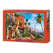 Castorland , Rompecabezas Themed Terrace, 1500 Piezas