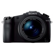 Aparat Foto Digital Sony DSCRX10M2, 20.2 MP, Filmare UHD 4K, Zoom optic 8.3x