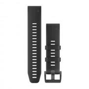 Garmin Óraszíj Fenix 5 Plus Fekete, Quickfit 22 mm