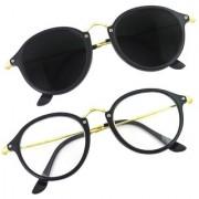 Meia Phenomenal trendy Cat eye Unisex Sunglass combos