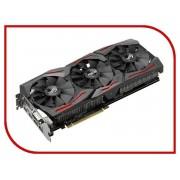 Видеокарта ASUS GeForce GTX 1080 1607Mhz PCI-E 3.0 8192Mb 10000Mhz 256 bit DVI 2xHDMI HDCP STRIX-GTX1080-8G-GAMING