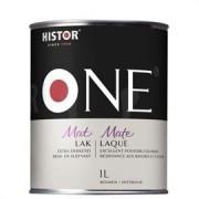 ONE By Histor Lak Mat Acryl - Mengkleur - 1 l