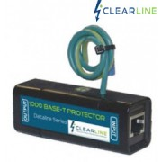 ClearLine Gigabit Inline Surge Protector with PoE