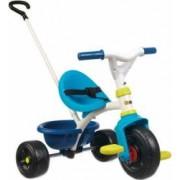 Tricicleta Smoby Be Fun Confort Albastru