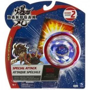 Heavy Metal - Aquos - Blue: Bakugan Battle Brawlers Special Attack - Not Randomly Picked - Cb021X