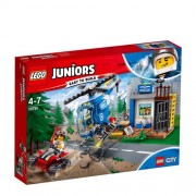 LEGO Juniors City politieachtervolging in de bergen 10751