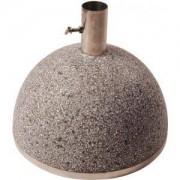 Esschert Design Parasolvoet granito 32 kg grijs