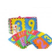 Podloga za igranje velike puzzle brojevi