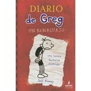Diario de Greg, un Renacuajo, Hardcover/Jeff Kinney