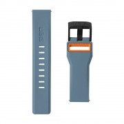 Curea silicon UAG Civilian Strap Samsung Galaxy Watch (46mm) Slate/Orange
