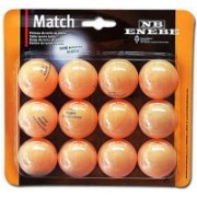 Mingi ping pong NB MATCH 40mm (set de 12 buc)