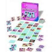 Jocul Memoriei - Minnie Mouse. Obiectivul jocului este sa aduni cat mai multe perechi de carti.