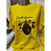 Tričko včelárske - zachráňme včely(.)