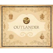 Outlander Deluxe Stationery Set, Hardcover