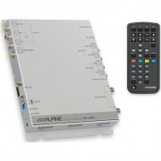 Tuner TV digital Alpine DVB T, 400 programe