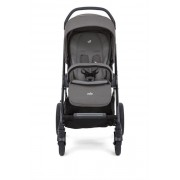 Carucior multifunctional Chrome Deluxe Foggy Grey