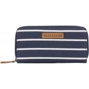 Dámská látková peněženka s proužky Brakeburn Stripe - modrá