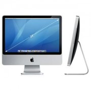 "Refurbished Apple iMac MA878B/A 24"" 2 GB RAM 2.40 GHz"