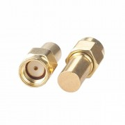 Rishil World RP-SMA Terminal Termination Load Adapter Connector For RF Antenna