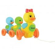 Tomy Quack Along Ducks - Dragleksak