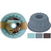 Forma na bábovku silikónová mix farieb