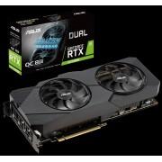 ASUS Dual GeForce RTX 2070 SUPER EVO OC edition 8GB GDDR6 256-bit Graphics Card
