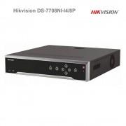 Hikvision DS-7708NI-I4/8P 8-kanálové PoE