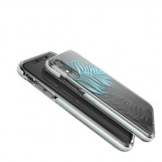 Gear4 Coque Gear4 Victoria Coque Jungle Coque iPhone XR - Bleu