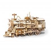 DIY 3D del corte del laser de madera mecánica Kits de construcción de modelos conjunto de juguete de regalo para los adultos de los niños de madera de construcción de juguetes rompecabezas de montaje