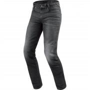REV'IT! Motorrad-Jeans Motorrad-Hose REV'IT! Vendome 2 RF Motorradjeanshose dunkelgrau used 38/32 grau
