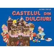 Castelul din dulciuri. Carte jucarie