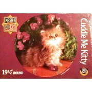 Cuddle Me Kitty Jigsaw Puzzle Round #30203