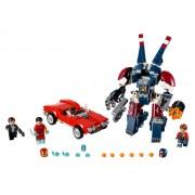 IRON MAN: ATACUL LUI DETROIT STEEL - LEGO (76077)