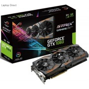 Asus GeForce GTX 1060 ROG Strix Gaming OC Edition 6Gb/6144mb DDR5 192bit Graphics Card