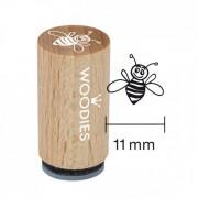RoyalPosthumus Mini Woodies Stempel - fleissige Biene