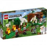Конструктор Лего Майнкрафт - Кулата на грабителите, LEGO Minecraft, 21159