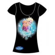 Tricou - Frozen - Sisters For Ever