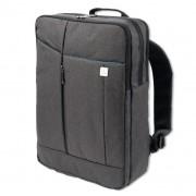 4smarts Cambridge Multimedia Bag - качествена чанта с презрамка за таблети и преносими компютри до 15.6 инча (сив)